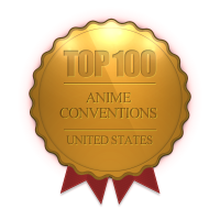 LI-CON Named One of the Top 100 Anime Conventions in the USA!