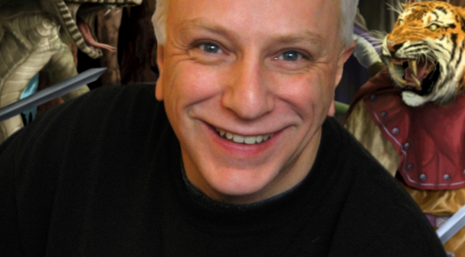 Artist David O. Miller